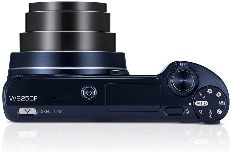 Amazon.com : Samsung WB250F Smart Wi-Fi Digital Camera