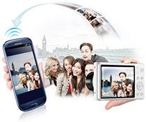 Samsung WB30F Smart Camera Product Shot