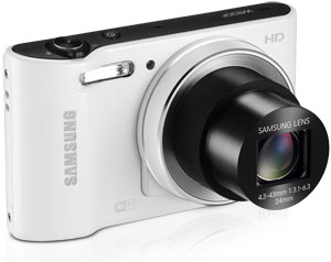 Samsung WB30F Smart Camera Product Shot
