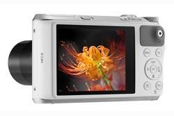 Samsung WB350 Smart Camera Product Shot