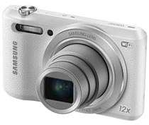 Samsung WB35F Smart Camera Product Shot