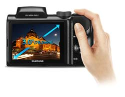 Samsung WB1100F SMART Camera Product Shot