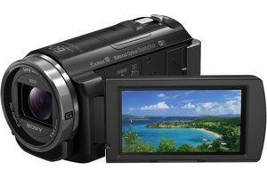 Full HD 60p/24p Camcorder w/ Balanced Optical SteadyShot<sup></sup>