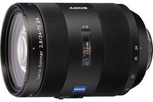 Vario-Sonnar T* 24-70mm F2.8 ZA SSM Zoom Lens