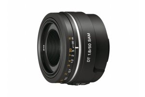 DT 50mm F1.8 SAM Prime Lens