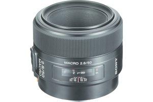50mm F2.8 Macro Lens