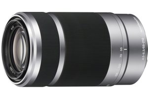 E 55-210mm F4.5-6.3 OSS Zoom Lens