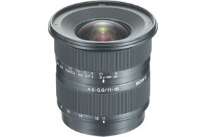 DT 11-18mm F4.5-5.6 Wide Zoom Lens