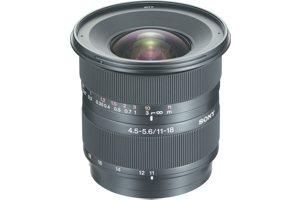 DT 11-18mm F4.5-5.6 Wide Zoom Lens