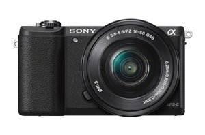 Sony α5100 Mirrorless Camera w/ 16-50mm lens