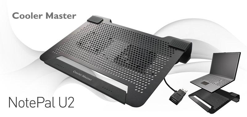 Amazon Com Cooler Master Notepal U2 Laptop Cooling Pad