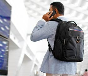 Atlas Checkpoint Friendly Laptop Backpack