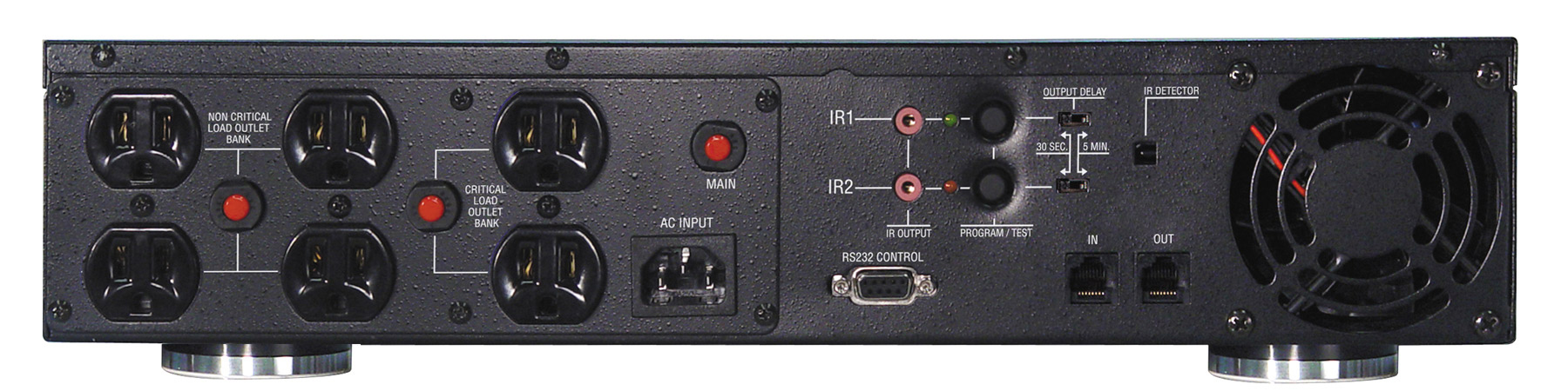 The Panamax MB1500 Home Theater Uninterruptible Power Supply Battery