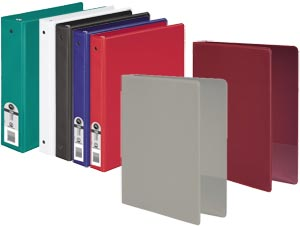Wilson Jones 368 Basic Round Ring Binder