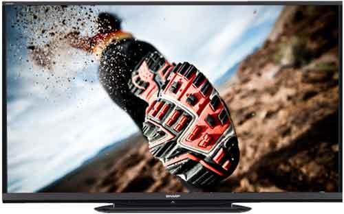 AQUOS 1080p LED Display