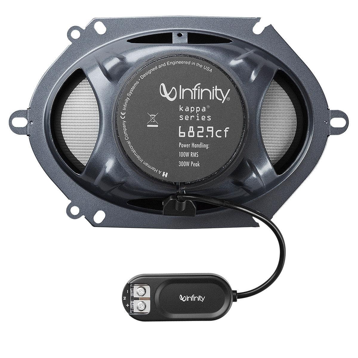 Infinity Kappa Car Speakers
