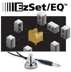 EzSet/EQ ensures you will get the best possible sound out of your