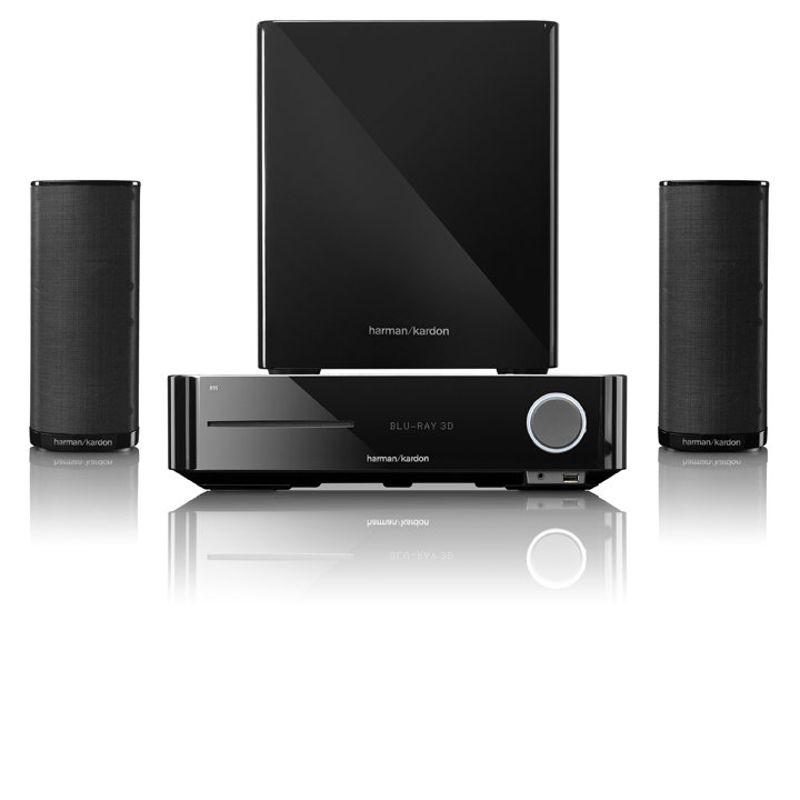 Amazon.com: Harman Kardon BDS 370 2.1-Channel Integrated Home ...