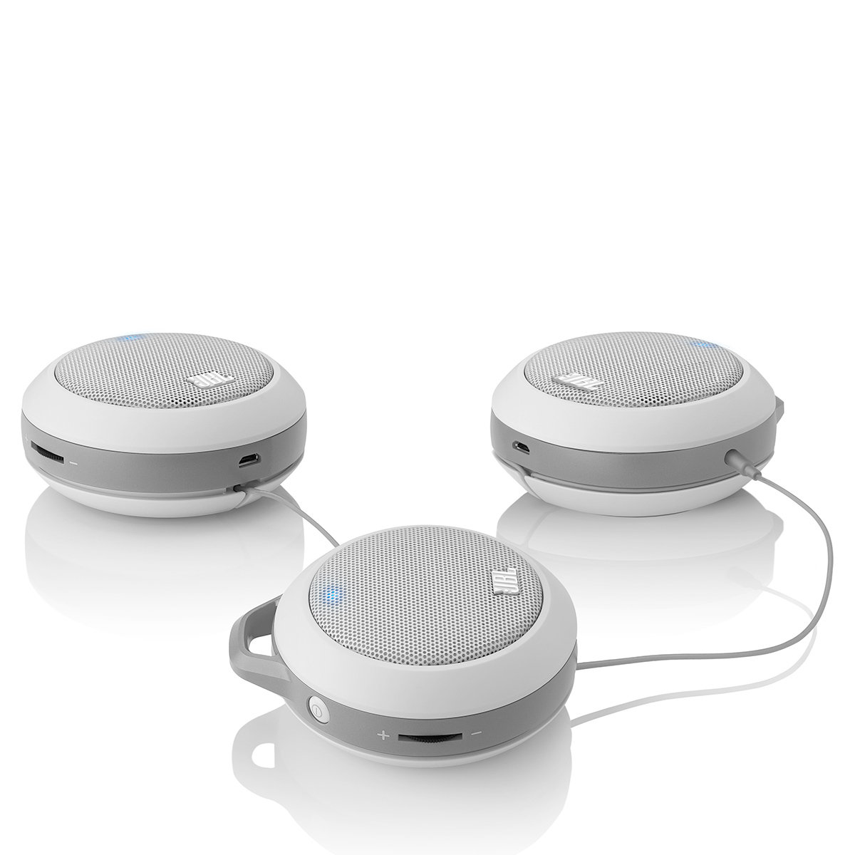 JBL Micro II Ultra Portable Multimedia Speaker Orange