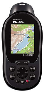 DeLorme Earthmate PN-60w GPS