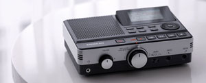 The Sangean DAR-101 Digital Voice Recorder