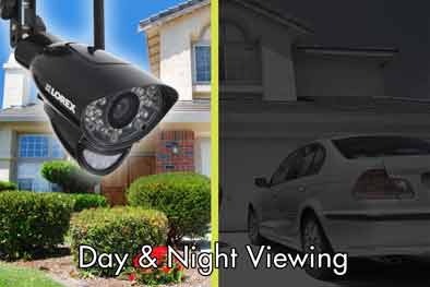 Day and Night viewing