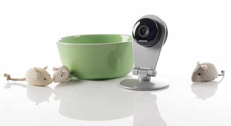 Dropcam HD IP wireless petcam camera