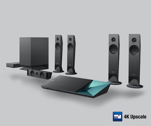 Amazon.com: Sony BDV-N7100W 5.1 Channel 3D Blu-ray Disc Home Theater