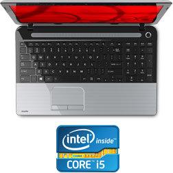 processor, 8 GB DDR3 memory, 750 GB Hard drive, Windows 7 64-bit