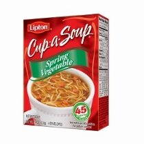 Lipton Cup-a-Soup Spring Vegetables
