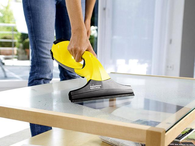 karcher wv 50 power squeegee household handheld vacuums patio lawn garden. Black Bedroom Furniture Sets. Home Design Ideas