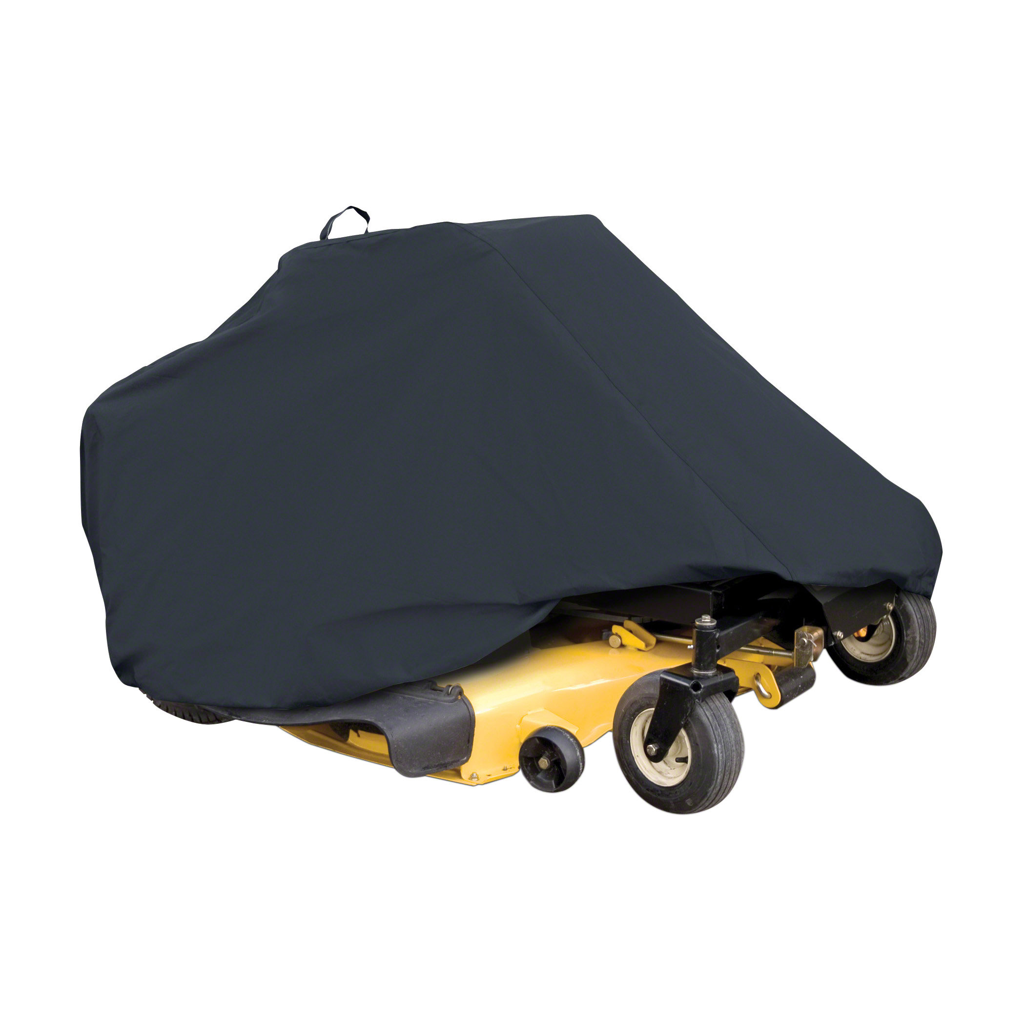 Classic accessories zero turn mower cover 73997 brand new for Lawn garden accessories