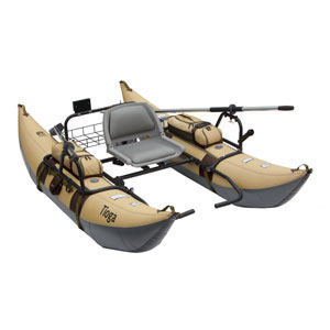 Classic Accessories Tioga Pontoon Boat