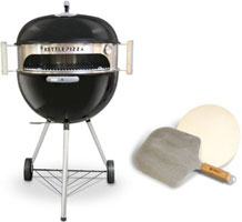 Kettle Pizza Delux USA Kit
