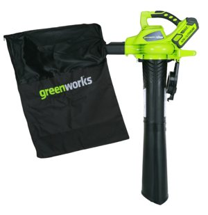 Greenwork Model 24322 Blower