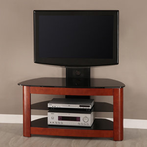 Walker Edison 42 Inch 4-in-1 TV Stand