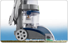 MaxExtract All Terrain Carpet Cleaner Auto Rinse feature