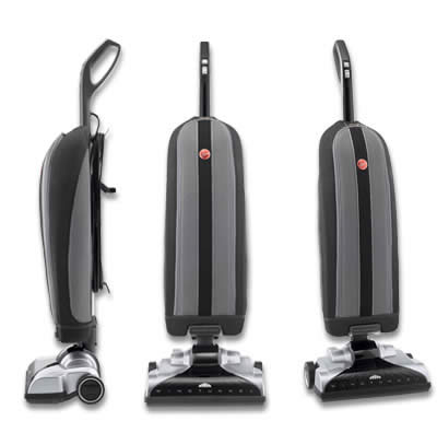 Hoover Platinum Collection Lightweight Bagged Upright with Canister