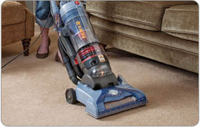 Hoover T-Series WindTunnel Pet Rewind Bagless Upright - No Scuff Bumper