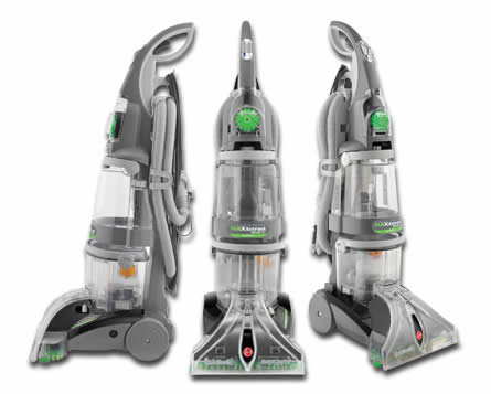 Hoover Max Extract Dual V WidePath Carpet Washer