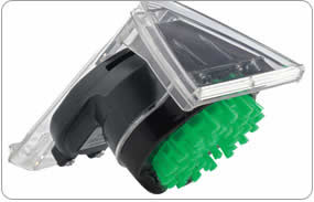 Hoover Max Extract Dual V WidePath Carpet Washer - SpinScrub Hand Tool