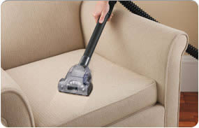 Hoover Anniversary WindTunnel Self-Propelled Bagged Upright Upholstery/Dusting Brush