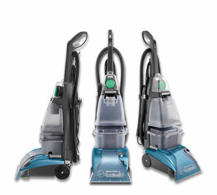 SteamVac Carpet Washer with Clean Surge