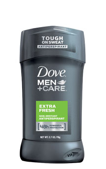 Dove  Men+Care Clean Comfort Antiperspirant