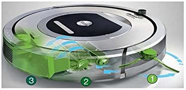 Amazon.com - iRobot Roomba 760 Vacuum Cleaning Robot for Pets and