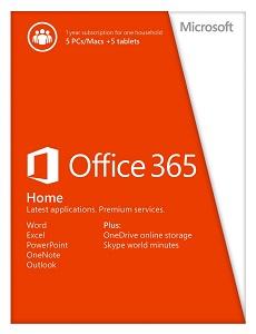 microsoft office 365 boxshot