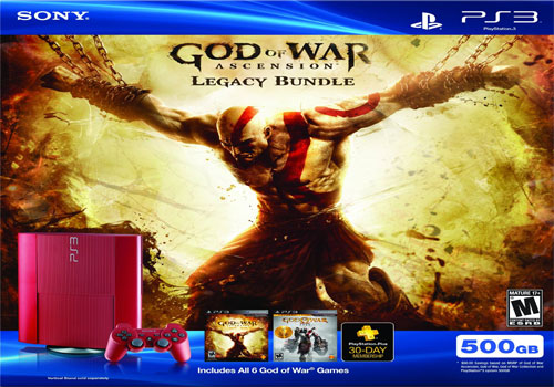 Amazoncom god of war ps3 bundle