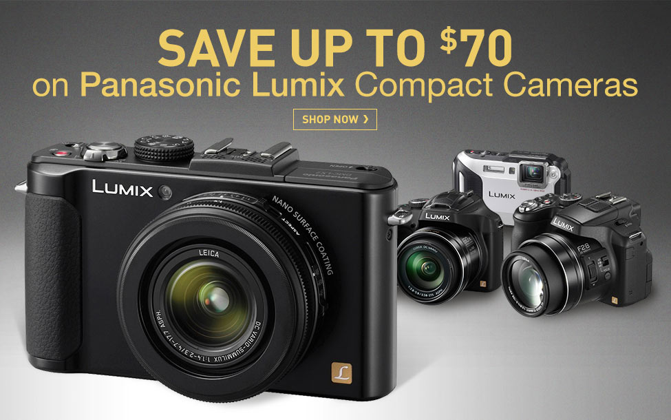 Panasonic 70 off til march 14