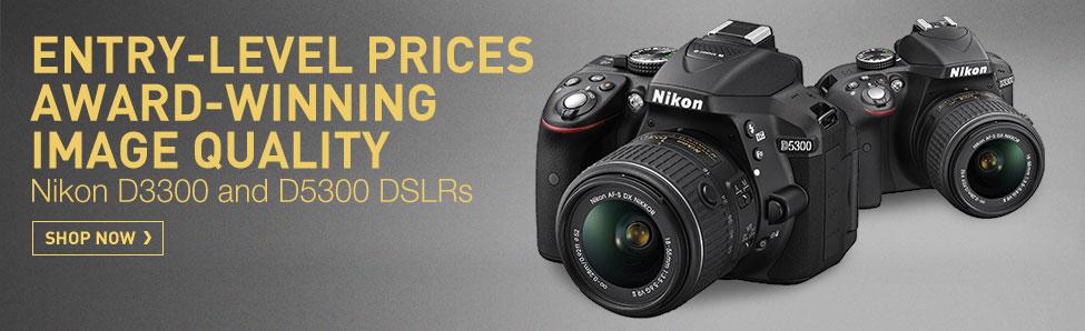 Nikon D3300 5300