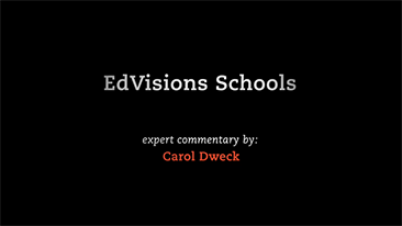 Carol Dweck - Personalized Learning